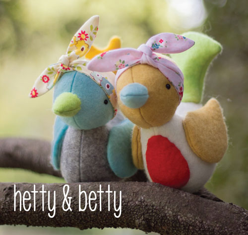 Hetty & Betty MB088