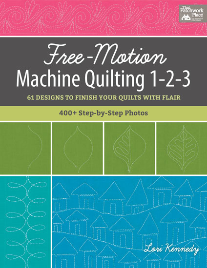 Book Free Motion Quilting 123