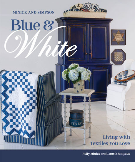 Book Blue & White (Hardcover)