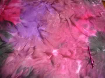 Tie Dye - Raspberry Delight