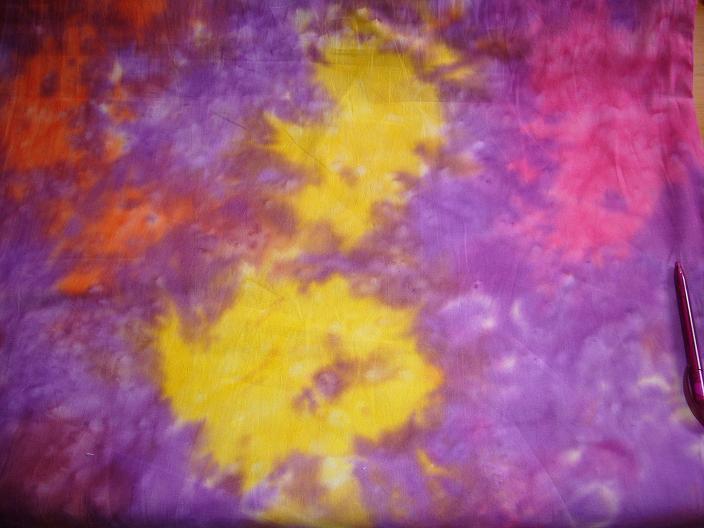 Tie Dye - Purple Flash