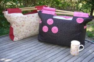 Lazy Daisy Bag