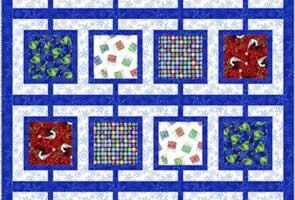 Town Square Pattern