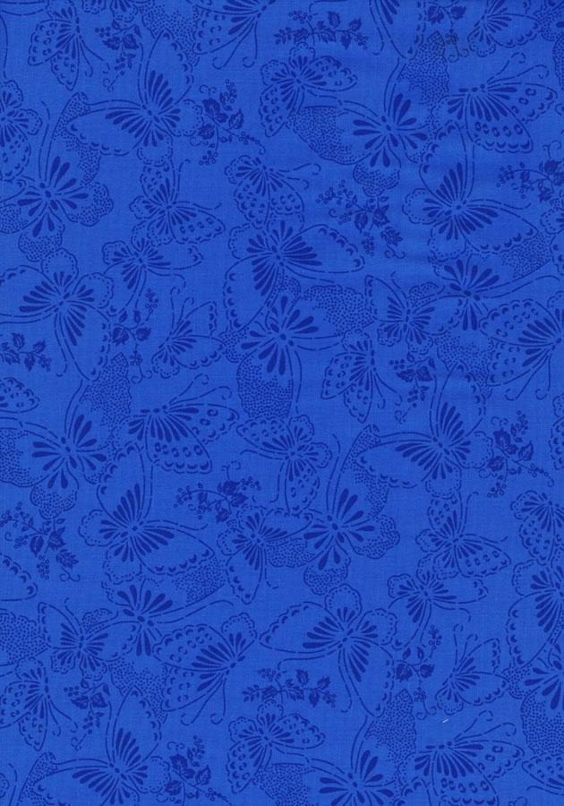 Butterflies Cobalt Blue