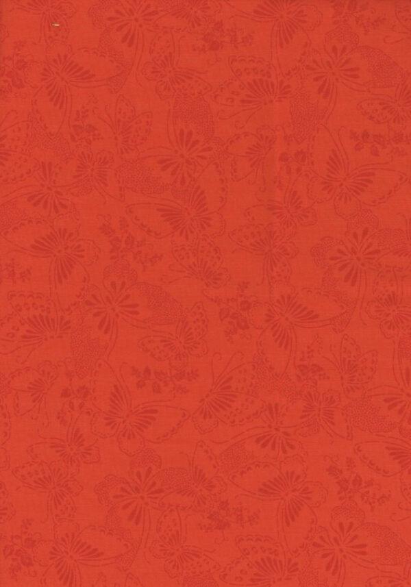 Butterflies Red