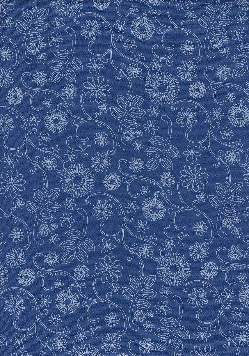 Caribbean Blue 2.8m wide