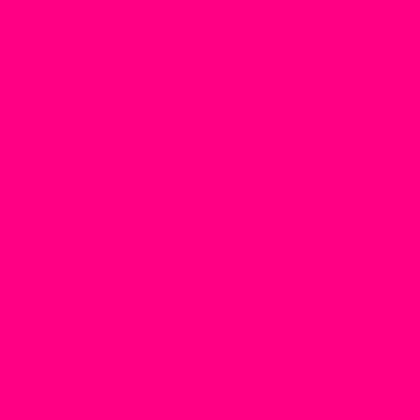 Solid Hot Pink