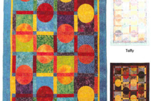 Round & Round Quilt Pattern