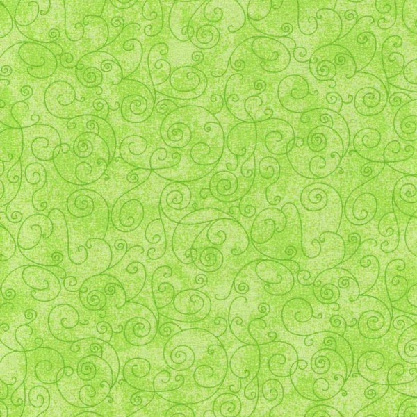 Flannel Harmony Lime