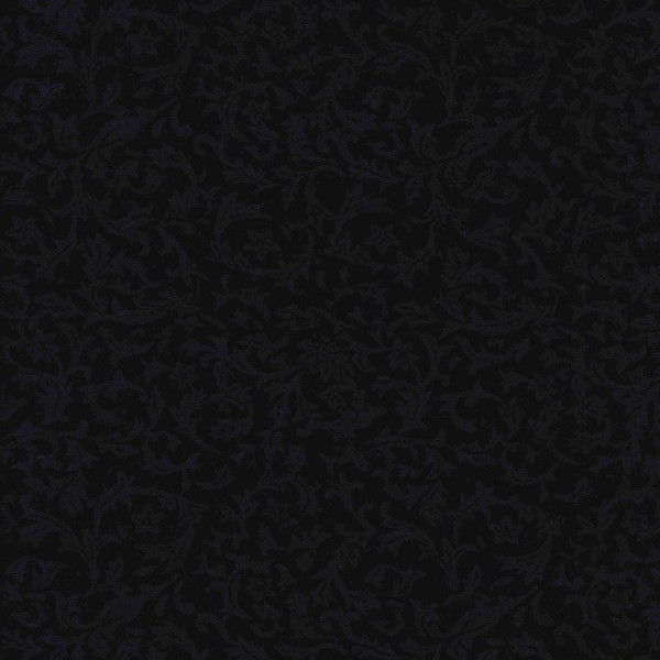 Flannel Foliage Black