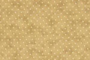 "Essential Dots 44"" wide - TAN"
