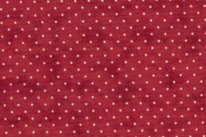"""Essential Dots 44"""" wide - RED"""