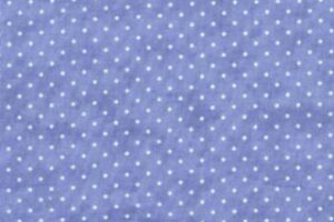 "Essential Dots 44"" wide -BLUE"