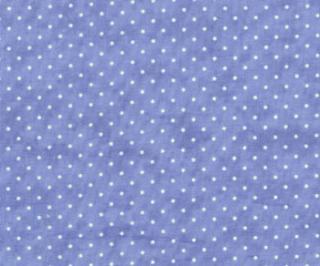 "Essential Dots 44"" wide -BLUE"
