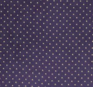 """Essential Dots 44"""" wide -NAVY"""