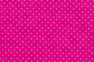 """Essential Dots 44"""" wide -HOT PINK"""