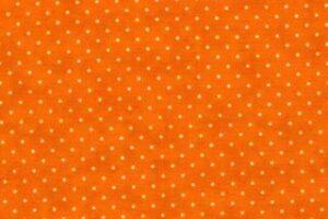 """Essential Dots 44"""" wide -ORANGE"""