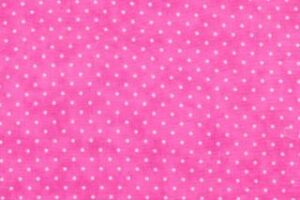 "Essential Dots 44"" wide -BUBBLE GUM"