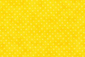 "Essential Dots 44"" wide -SUNSHINE"