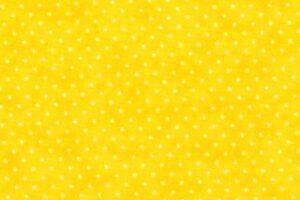 "Essential Dots 44"" wide -SUNSHINE"