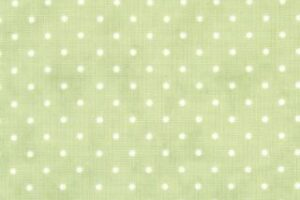 "Essential Dots 44"" wide - SPRING GREEN"