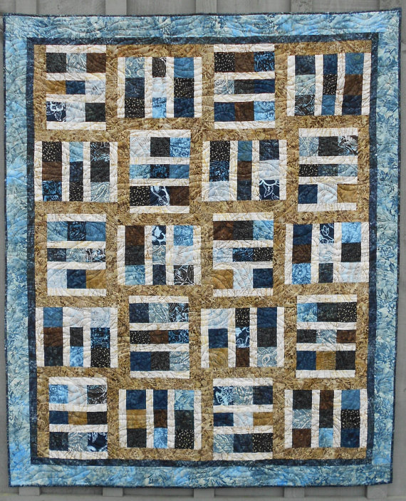 Driftwood pattern