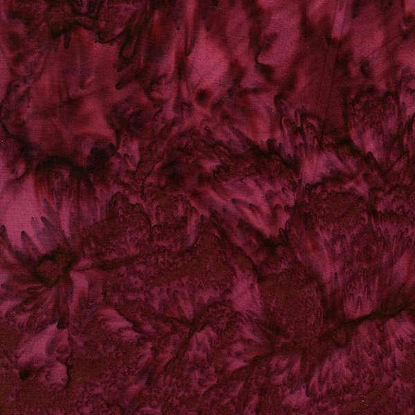 Java Batik Claret