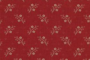Floral Gatherings Crimson