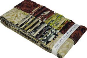 Hot Off The Press Batik Strips