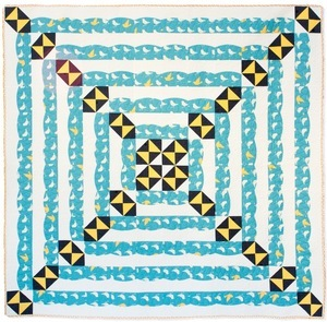 Deco Contrails Pattern