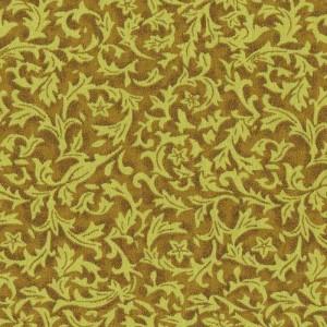Flannel Foliage Khaki