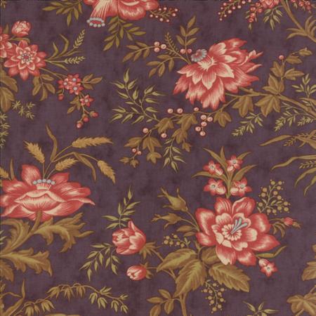 Atelier Floral drapery Mauve 44052 14