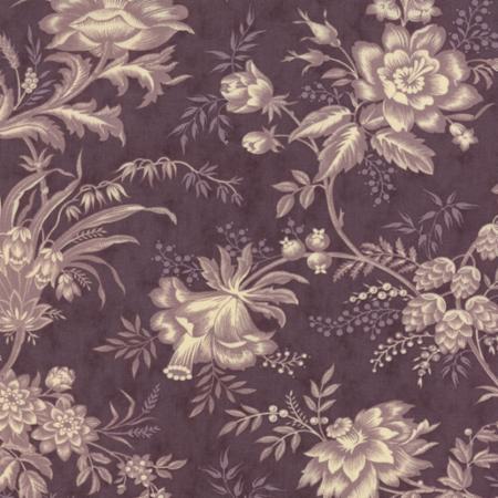 Atelier Floral Drapery Tonal Mauve 44052 24