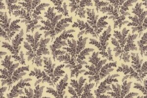 Atelier Floral Foliage Linen/Mauve  44057 21