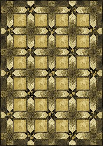 Pattern: Gold Rush