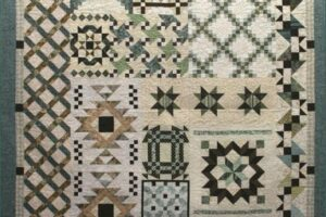 Pattern: My Patchwork Garden