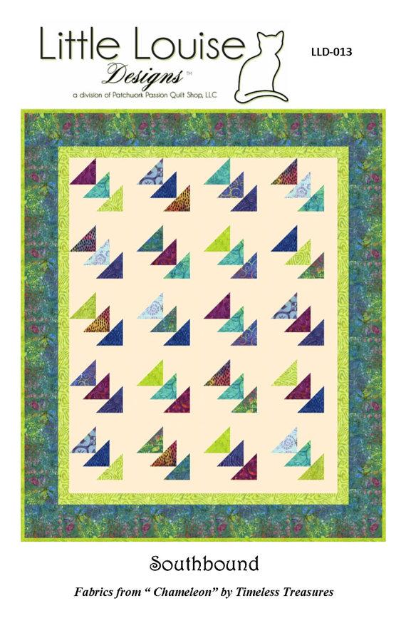 Southbound pattern  LLD 013