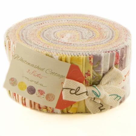 Whitewashed Cottage Jelly Roll