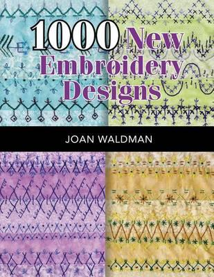 Book: 1000 New Embroidery Designs