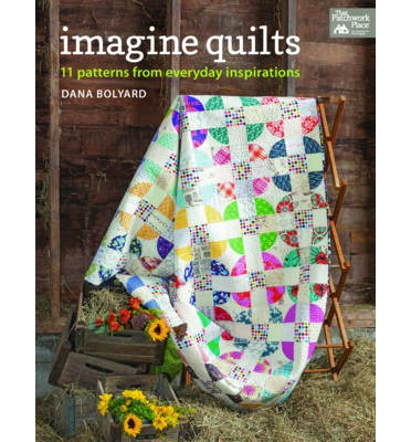Book: Imagine Quilts