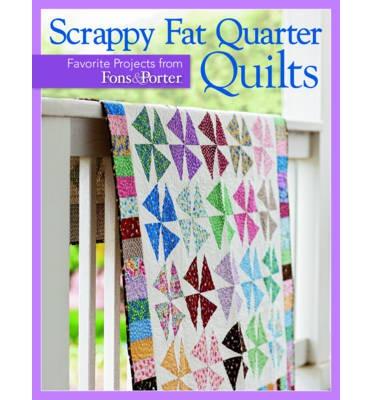 Book: Scrappy Fat Quarter Quilts