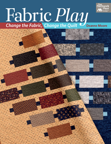 Book: Fabric Play