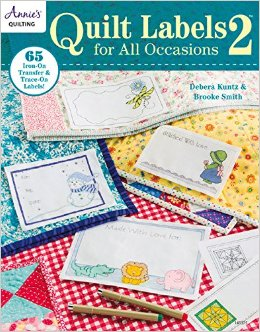 Book: Quilt Labels  for all Occasions 2