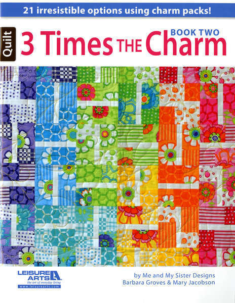 Book: 3 Times the Charm Book 2