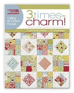 Book: 3 Times the Charm Book