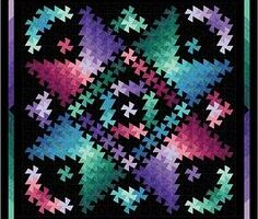 Pattern Twister Shimmer