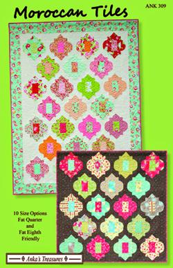 Pattern Moroccan Tiles
