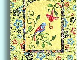 Pattern Little Bird