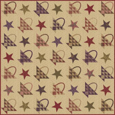 Mill Book 1892 Quilt Kit