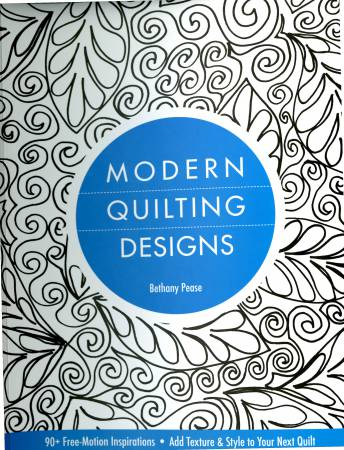 Book Modern Quilting Designs